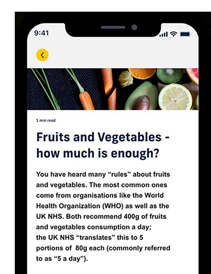 Unify Health App